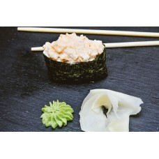 Суши Острая Креветка (острый соус)